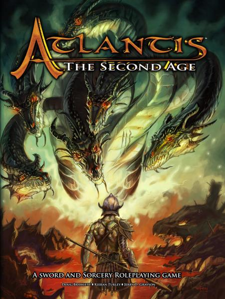 Atlantis: The Second Age RPG Rulebook
