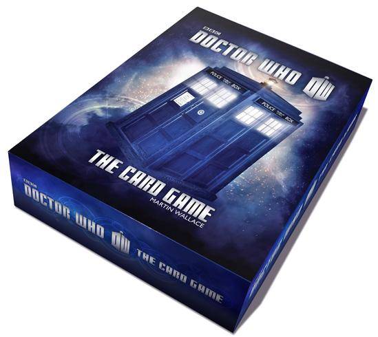 The Doctor Who Card Game: Second Edition
