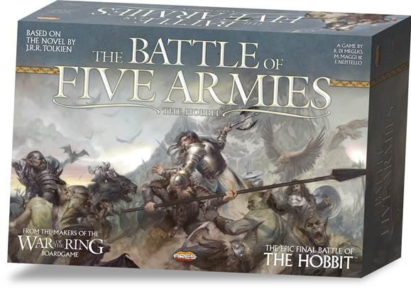 War of the Ring: The Battle of Five Armies