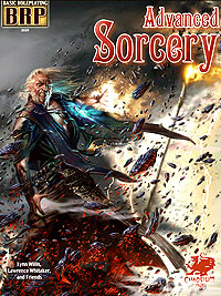 Magic World RPG: Advanced Sorcery