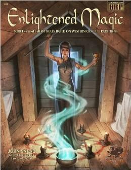 Basic Roleplaying RPG: Enlightened Magic