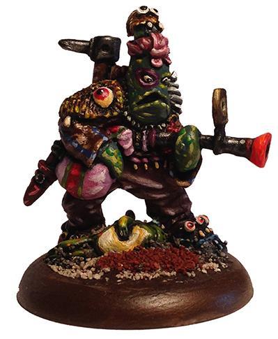 Low Life Miniatures: Angry Ubgunsker
