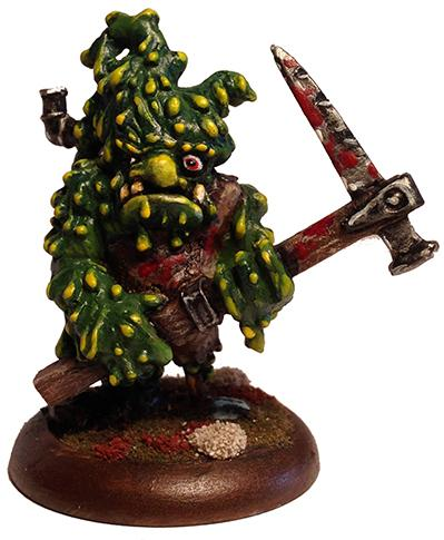 Low Life Miniatures: The Guy with the Killin' Stick