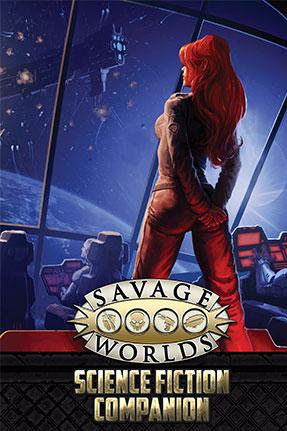 Savage Worlds RPG: Science Fiction Companion (Second Edition)[Limited Edition][HC]