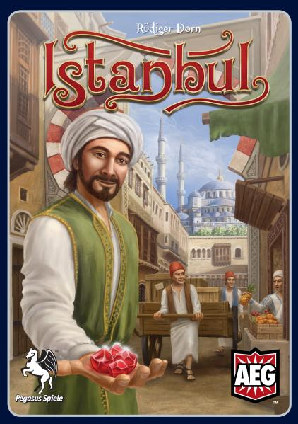 Istanbul: Core Game