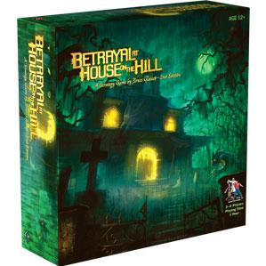 Betrayal at House on the Hill: Core Game