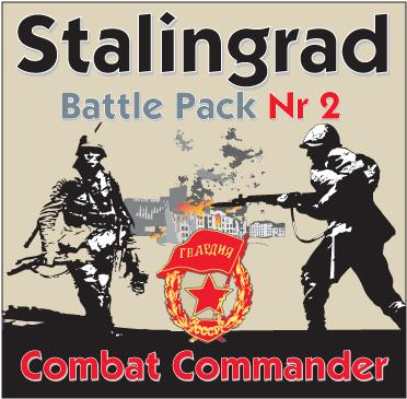 Combat Commander - Battle Pack #2: Stalingrad