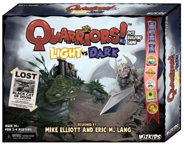 Quarriors! Expansion: Light vs Dark