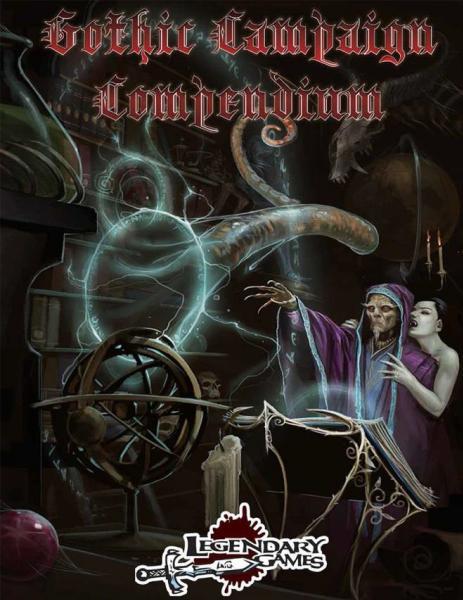 Pathfinder RPG: Gothic Campaign Compendium