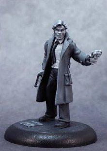 Savage Worlds Miniatures: Detective