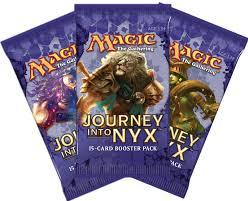 Magic The Gathering: Journey into Nyx Booster Pack (1 Pack)