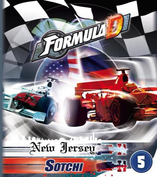 Formula D Circuit 5: New Jersey/Sotchi