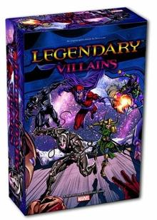 Legendary Villains: Core Game