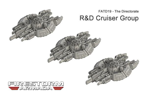 (The Directorate) R&D Cruiser Group