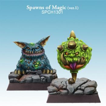 Umbra Turris: Spawns of Magic (ver. 1) (2)