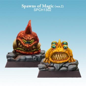 Umbra Turris: Spawns of Magic (ver. 2) (2)