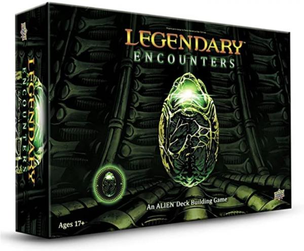 Legendary Encounters: Alien DBG