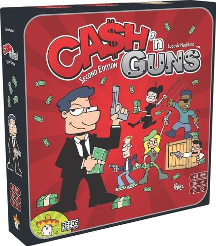 Cash 'n Guns: Core Game