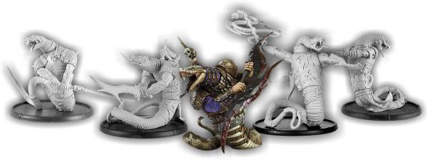 Darklands:  Warriors of Khthon, Gorgonar Unit