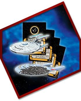 Star Trek Attack Wing: The Collective Month Three Storyline Organized Play Kit