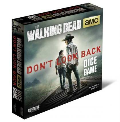The Walking Dead: Don't Look Back Dice Game