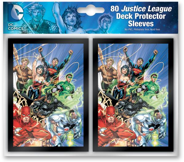 DC Comics DBG: JLA Sleeves (80)