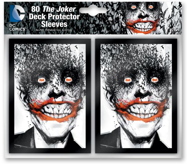DC Comics DBG: Joker Sleeves (80)