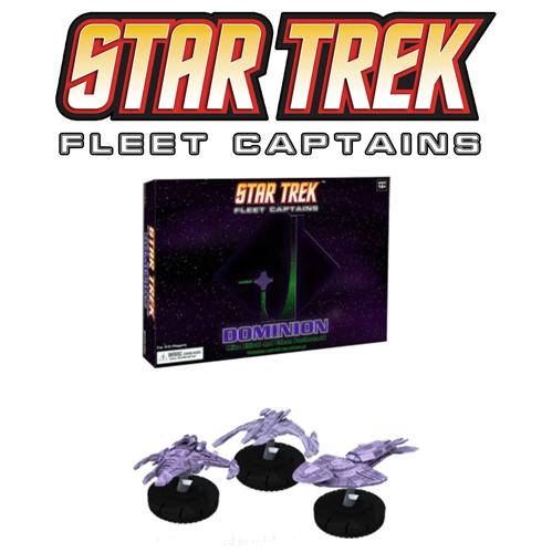 Star Trek - Fleet Captains: The Dominion