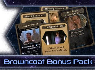 Firefly: Out to the Black Browncoat Bonus Pack