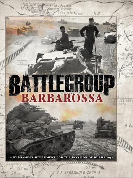 Battlegroup: Barbarossa