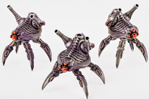 Dropzone Commander: (The Scourge) Ravager