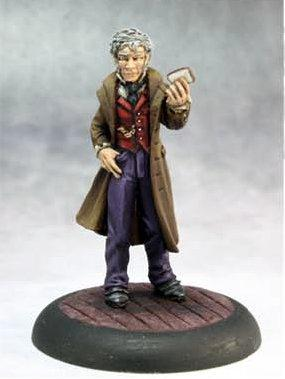 Chronoscope: Benedict Baker
