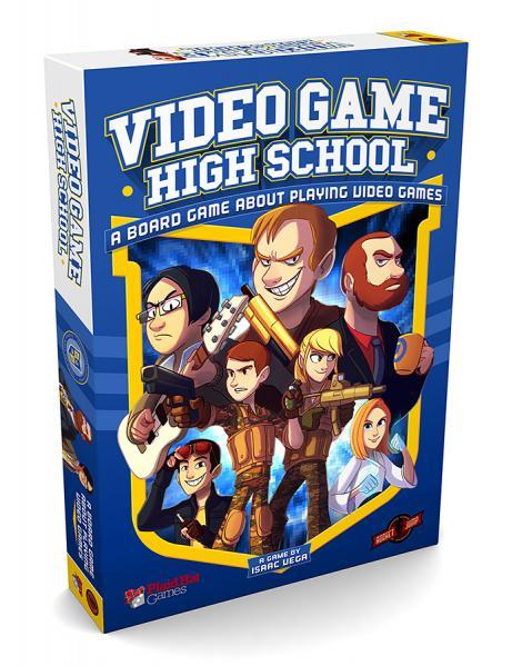 Video Game High School Board Game