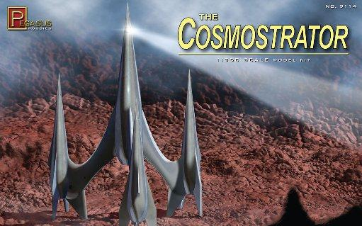 1/350 Scale: Cosmostrator