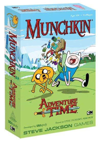 Munchkin: Adventure Time (Core Set)