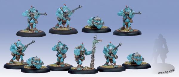 (Trollbloods) Pyg Bushwhackers (10)