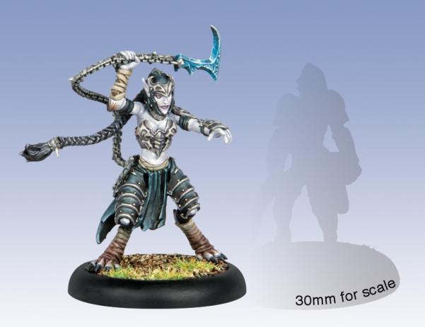 (Legion Of Everblight) Fyanna The Lash