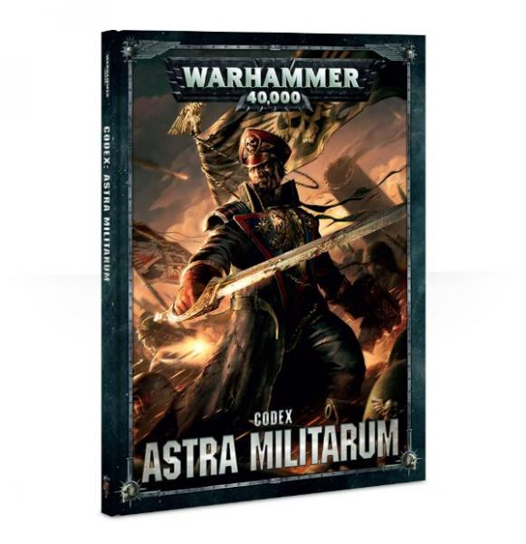 Warhammer 40K: Astra Militarum Codex (HC)