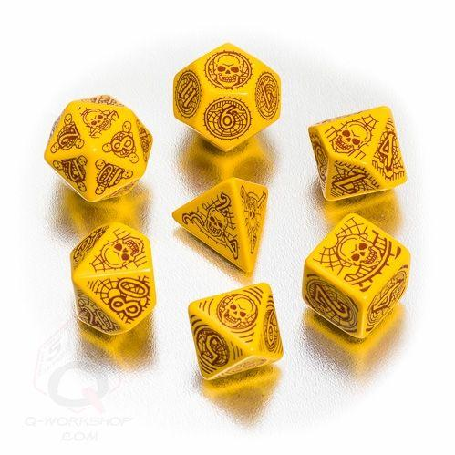 Pathfinder: Skull & Shackles Dice