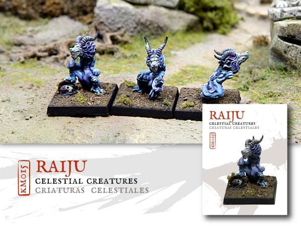 Kensei: (Celestial Creatures) Raiju