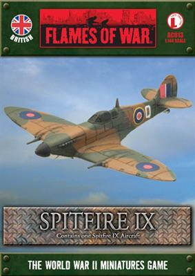 Flames Of War (WWII): (British) Spitfire IX