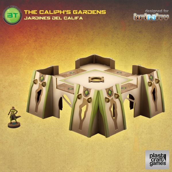Infinity Terrain: The Caliph's Gardens