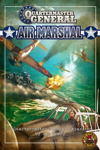 Quartermaster General: Air Marshal