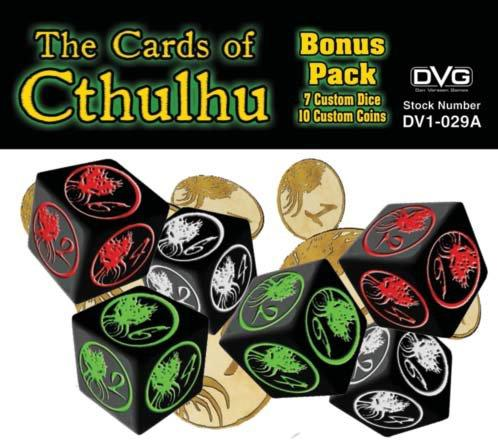 The Cards Of Cthulhu: Bonus Pack