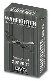 Warfighter: Support (Expansion)
