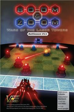 Boom & Zoom: Wars of the Laser Towers