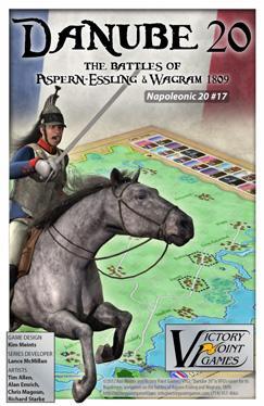 Danube 20: The Battles of Aspern-Essling and Wagram 1809
