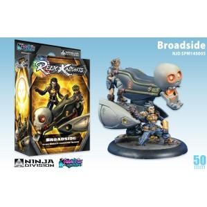 Relic Knights - Star Nebula Corsairs: Broadside