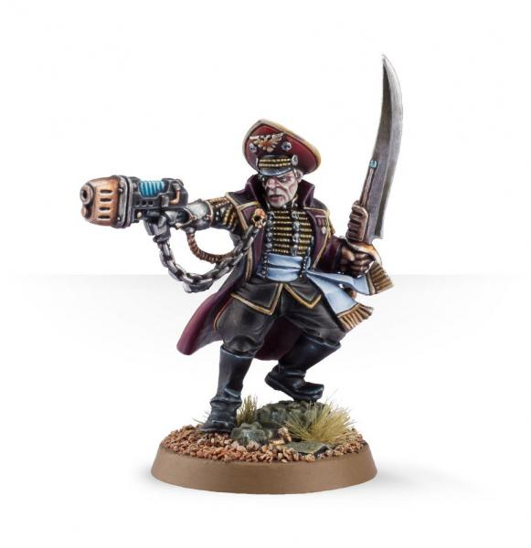 Shadow War: Officio Prefectus Commissar [KILL TEAM]