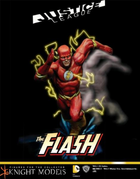 DC Comics Premium Miniatures: Flash